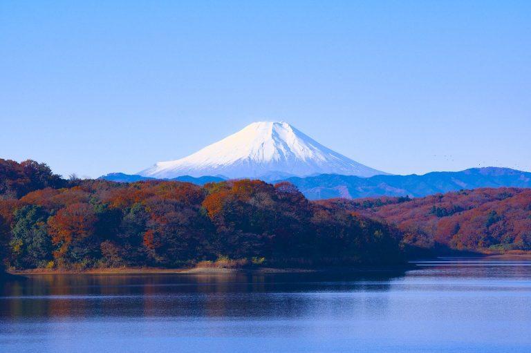 Япония, планината Фуджи